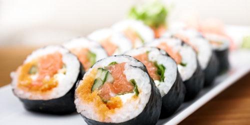 Sushi In Suite
