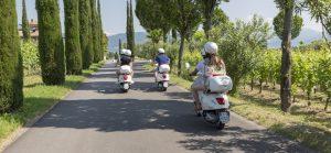 Tour Della Franciacorta In Vespa